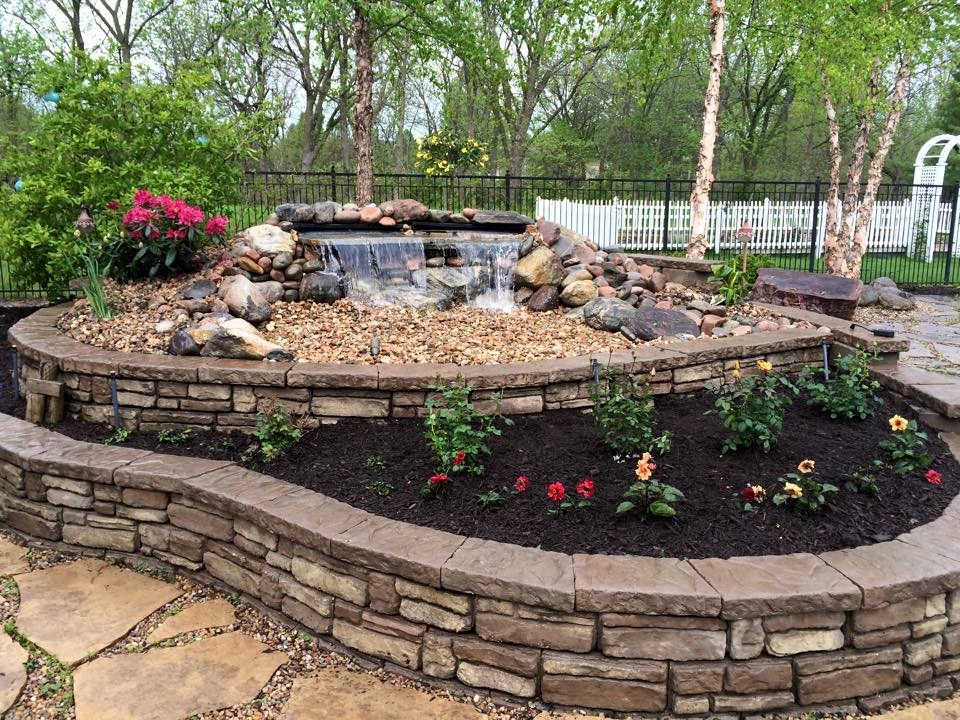 Enhancing The Outdoors - Friesen Landscaping Ponds Water Features Grounds Maintenance